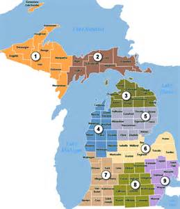 Michigan Public Land Map by Michigan Dnr State Land Map Bing Images