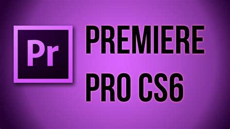 adobe premiere pro razor tool premiere pro cs6 how to cut video and sound razor tool