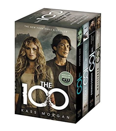 libro 100 events that made bol com the 100 complete boxed set kass morgan 9780316551366 boeken
