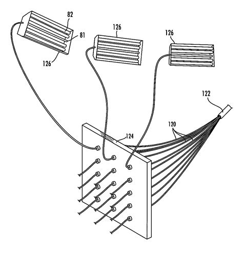 Hybrid Solar Lighting System Patent Us7973235 Hybrid Solar Lighting Distribution