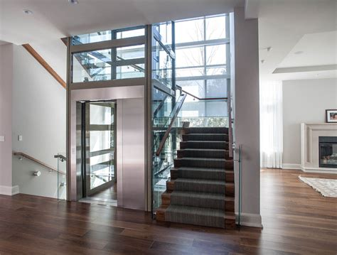 Garaventa Lift Project Of The Month For May Creating An Home Elevator Design
