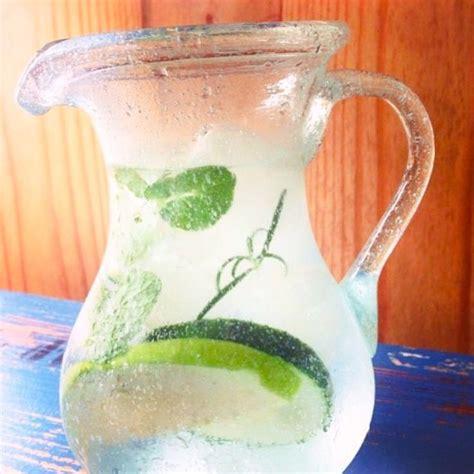 711 Detox Drinks by 25 Melhores Ideias De Hortel 227 No Cor De Menta