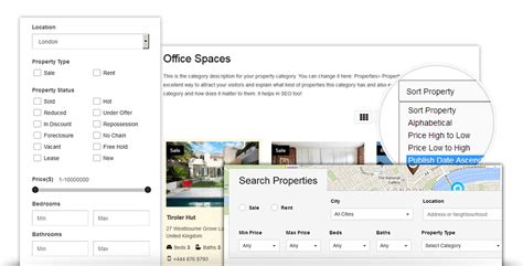 Property Search Real Estate Plugin Directory Theme Property Add On