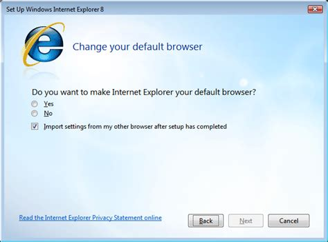 Microsoft Login Uk Microsoft Changing Default Browser Setting In Ie8 Ars