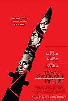 doubt 2008 film wikipedia the free encyclopedia beyond a reasonable doubt 2009 film wikipedia