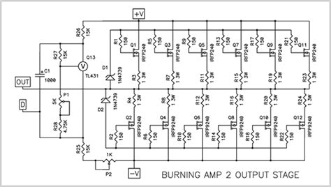 transistor c5200 circuit watt transistor c5200 28 images hobi oprek elektronika modif oprek power lifier 200 watt