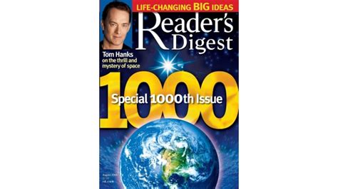Readers Digest Sweepstakes Winners 2013 - company behind reader s digest seeks u s bankruptcy protection for 2nd time ctv news