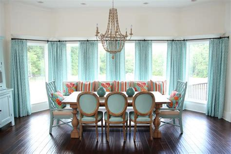 aqua dining room french country kitchen and coastal dining room jenna