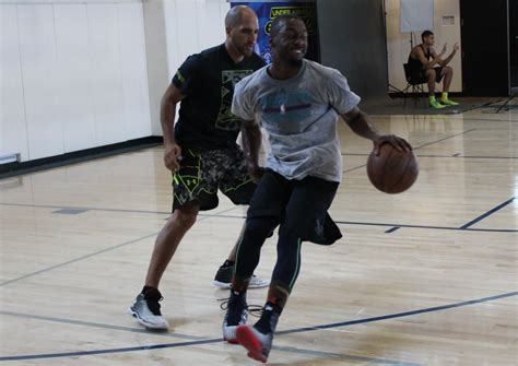 Mba Highlights Lebron by Kemba Walker Works Out At 2014 Elite 24 Practice