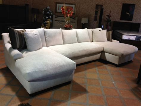 sectional with two chaises double chaise sectional for complete and perfect welcoming