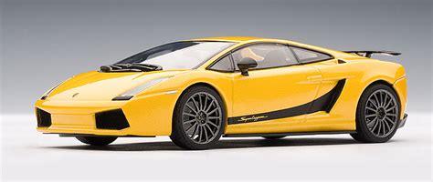Autoart Lamborghini Gallardo Autoart 1 43 Lamborghini Gallardo Superleggera Diecast