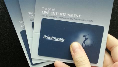 Ticketmaster Gift Cards Where To Buy - give a gift card this holiday season