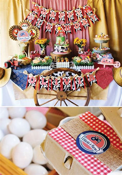 animal themed events 10 images about farm party on pinterest farm birthday