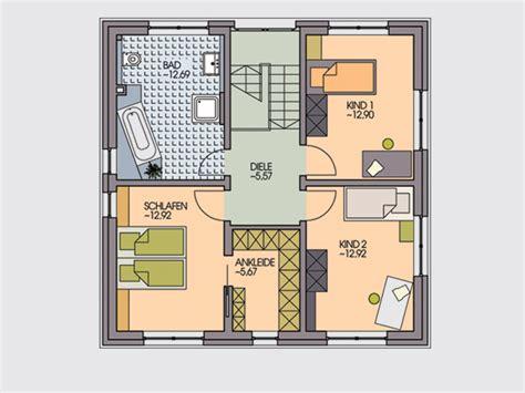 grundrisse mit zwei schlafzimmern einfamilienhaus corelli offenes wohnen mit viel glas im