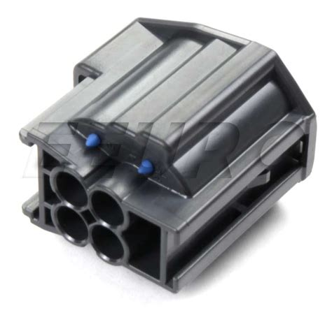 volvo electrical connectors genuine volvo electrical connector housing 4 pin 9168888