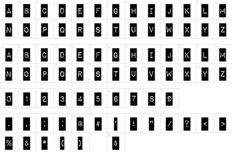 impact label font   fonts