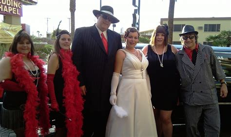las vegas gangster themed weddings a mob hit viva las vegas weddings