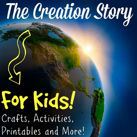 themes in the creation story 25 unique 7 days of creation ideas on pinterest days of