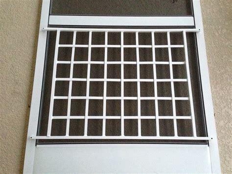 Screen Door Grills by 1000 Images About Decorative Aluminum Screen Door Grilles