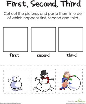 haircut short story point of view first second third building a frosty snowman