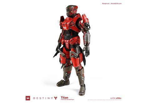 figure 3a 3a destiny titan sixth scale figure figures