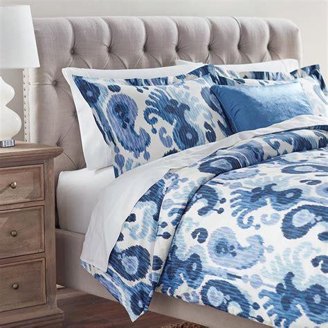 home decorators bedding home decorators collection still water indigo duvet