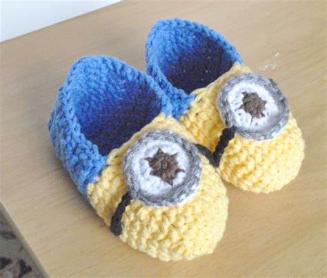 knitted minion slippers 16 best crochet minion hat patterns images on