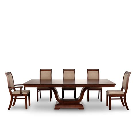 Royal Dining Table Royal Pedestal Dining Table Solid Wood Table Woodcraft