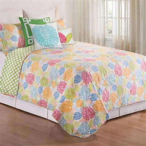 palm beach by c f quilts beddingsuperstore com