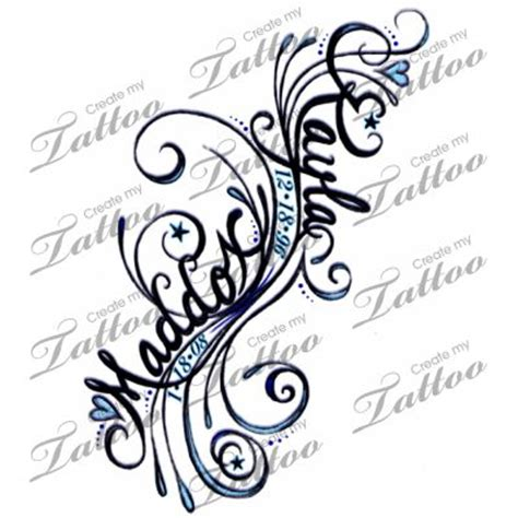 tattoo name search kids names tattoos google search tattoos pinterest