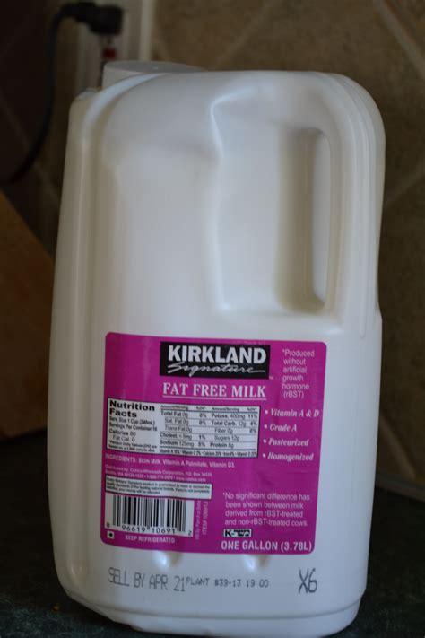 costco kirkland milk the costco conundrum living the dream
