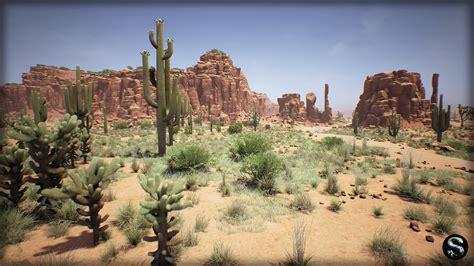 desert pack desert pack by silvertm in environments ue4 marketplace