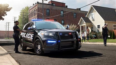 Ford Interceptor 2020 by 2020 Ford Interceptor Utility Saves Taxpayers Money