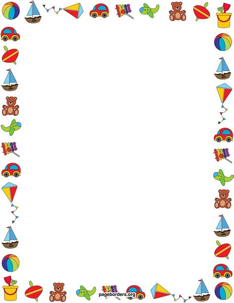baby borders for microsoft word cliparts co free baby borders for word documents pertamini co