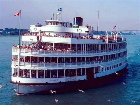 boblo boat pictures boblo boat ss ste claire through the years