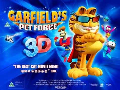 film animasi 3d full movie garfield 3d