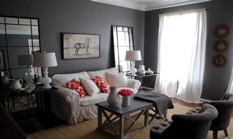 exceptional White Living Room Furniture Ideas #1: gray-walls-living-room-blue-gray-living-room-1515bd19de262387.jpg