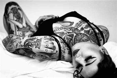 Body Tattoo Wallpaper Download | full body tattoo girl sexy desktop hd wallpaper