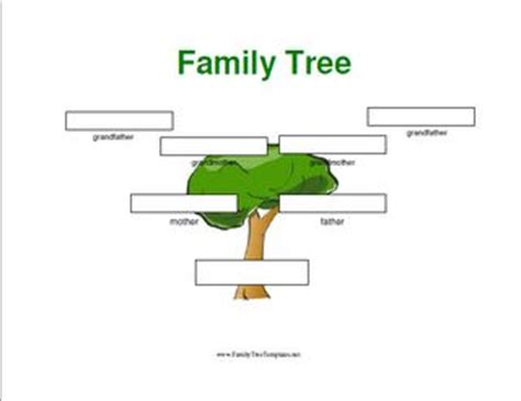 family tree template for kindergarten literacy in kindergarten dramatic play centers part 1