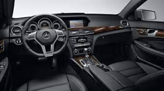 Mercedes C250 Interior 2012 Mercedes C250