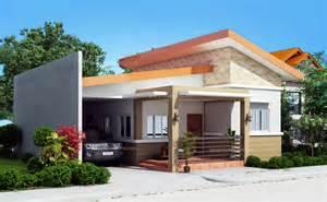 modern one storey house design