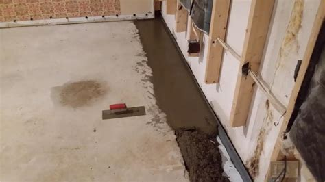 flooding basement solutions ayers basement systems basement waterproofing photo