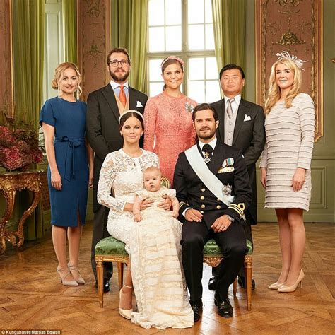 royal family swedish royal family release official photographs of