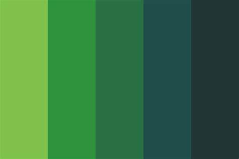 funeral colors jungle funeral color palette