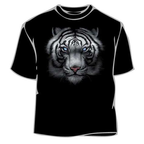 Tshirt White Tiger tiger t shirt wildlifef t shirts white tiger t shirt animal shirts tees