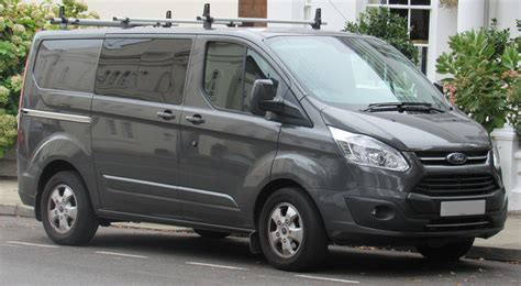 Ford Transit by New Transit Custom Auto Cars