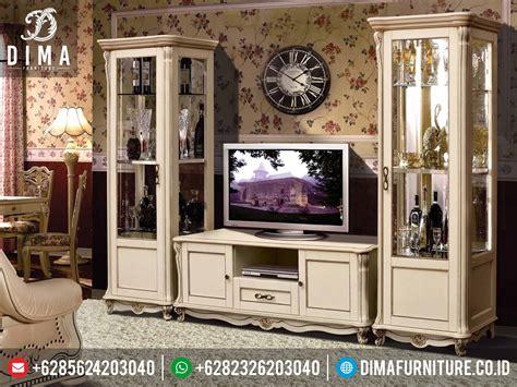 Lu Hias Minimalis Murah mebel jepara set bufet tv minimalis murah set lemari hias