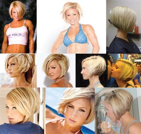 jamie eason haircut photos jamie eason bob haircut