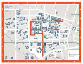 Oregon State University Map by Campus Oregon State University Visitors Guide