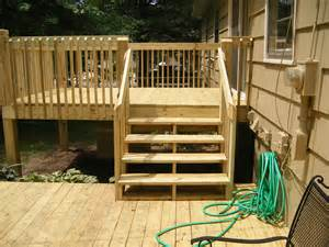 Handrails For Decking Decks Houseworx